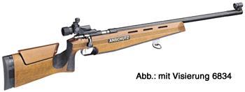 Ansch�tz KK-Gewehre - Ansch�tz KK-Matchgewehr Mod. 1903 Buchenschaft, Linksausf�hrung .22 l.r.